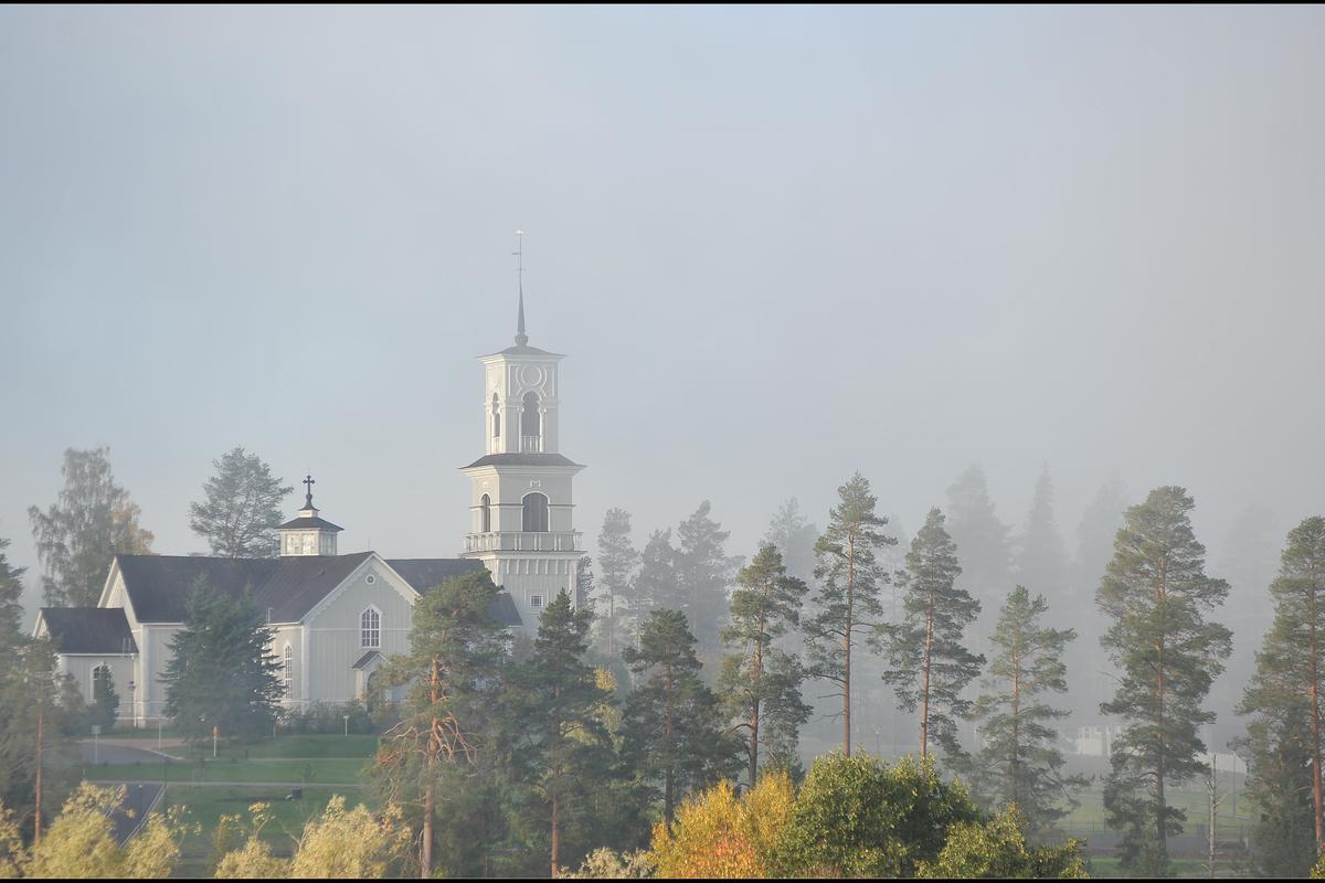 Viitasaaren kirkko